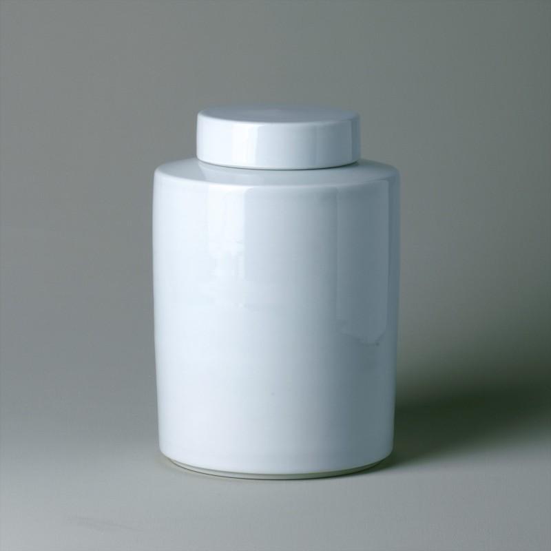 Tibor de cerámica Ø29cm - BECARA