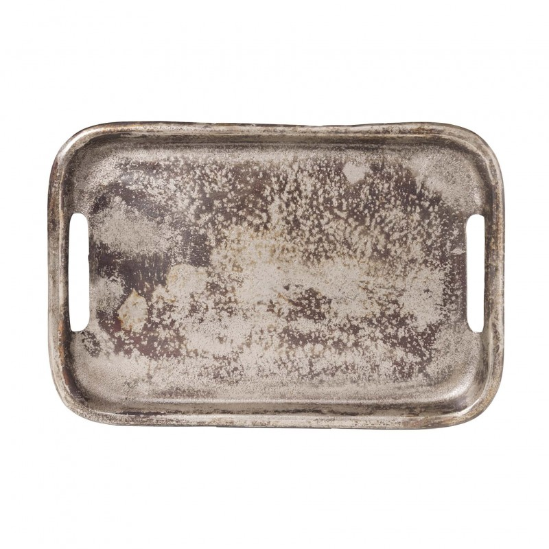 Distressed lead tray