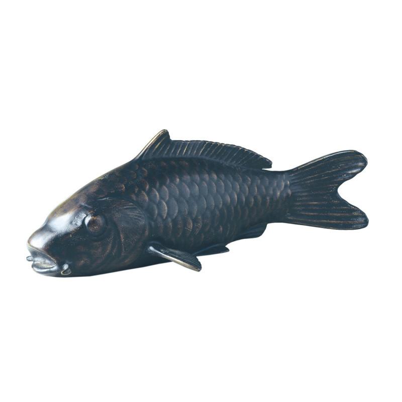 BLACK RESIN FISH