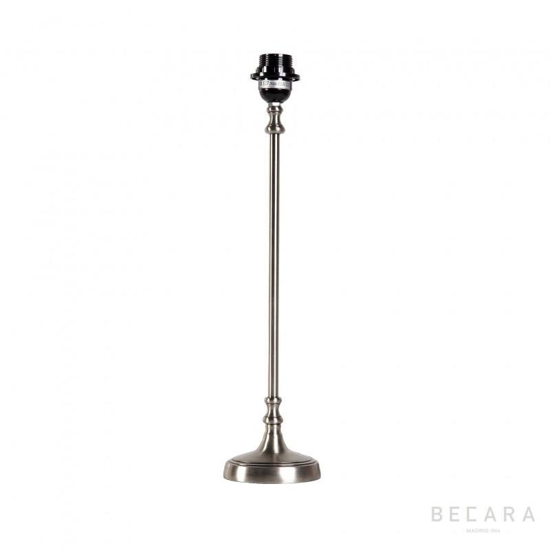 Lámpara de mesa de metal fino - BECARA