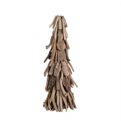 ACACIA WOOD TREE H 56 CM