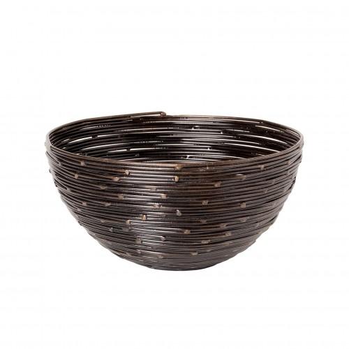 Bowl tira de bronce
