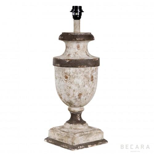Lámpara de mesa en forma de copa - BECARA