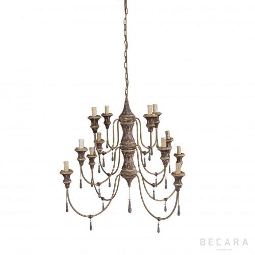 Lámpara de techo Bob - BECARA
