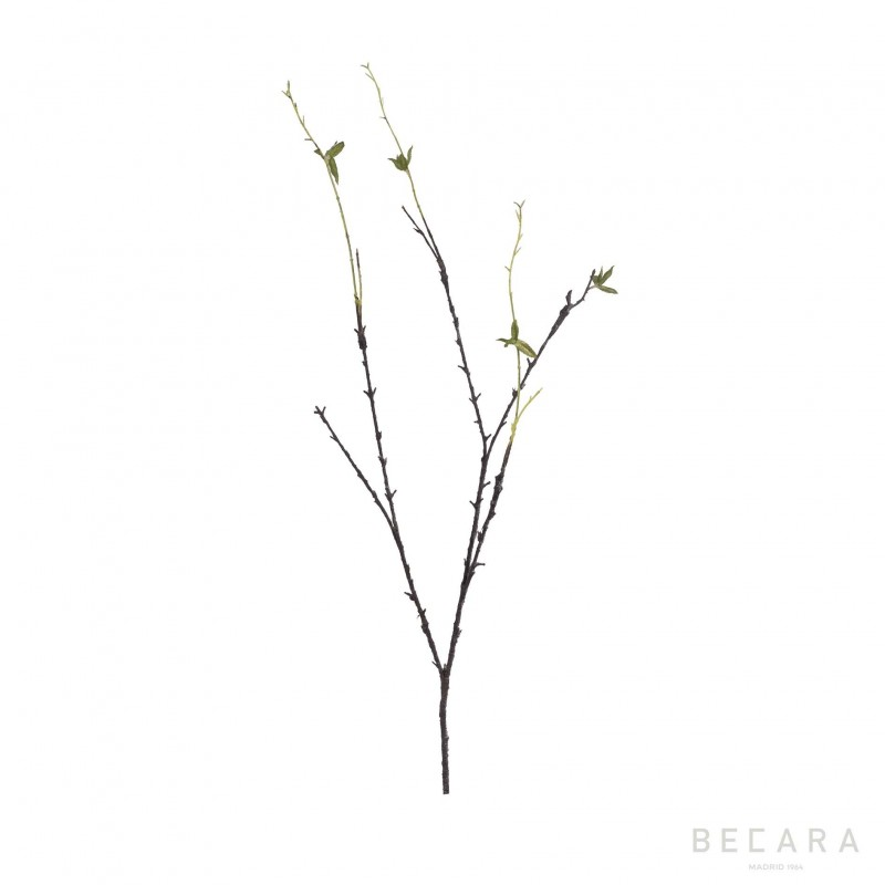 Rama flor melocotonero 129cm - BECARA