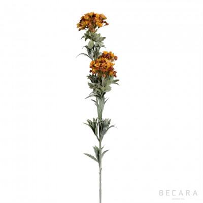 78cm orange flower branch