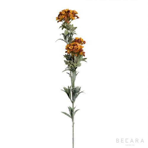 78cm orange flower branch