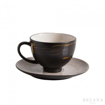 Taza de té Volcano