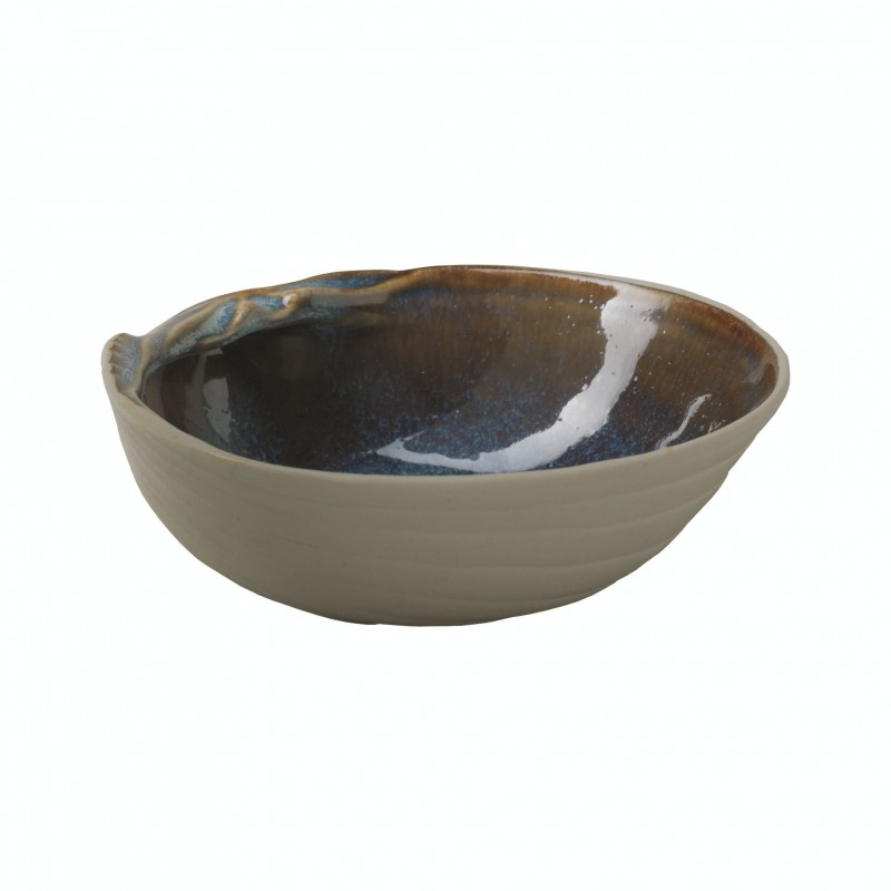 Blue shell bowl