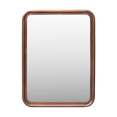 76x106cm coppery iron mirror