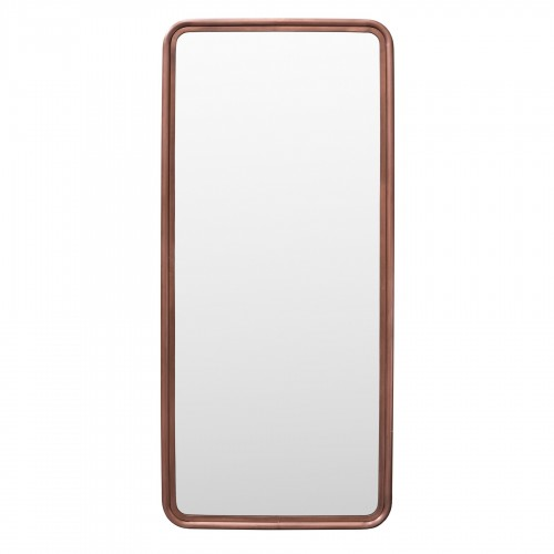 86x191cm coppery iron mirror