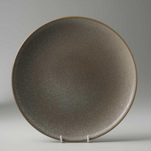 Shagreen shallow plate