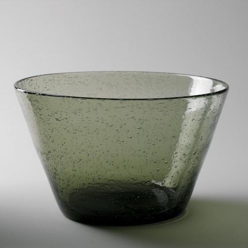 Bowl burbujas grande gris