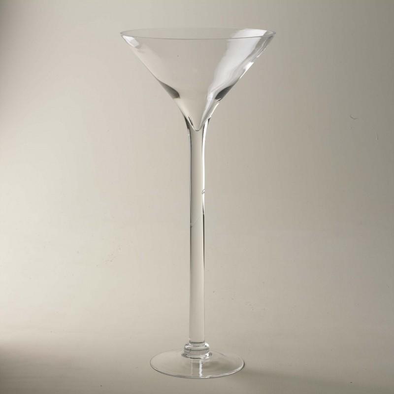 Big Martini Florero Glass Becara Tienda Online