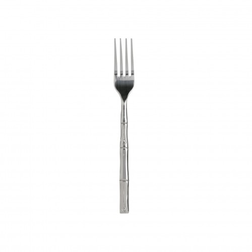 Bamboo handle meat fork
