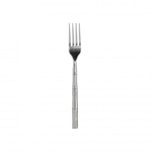 Tenedor de carne con mango bambú - BECARA