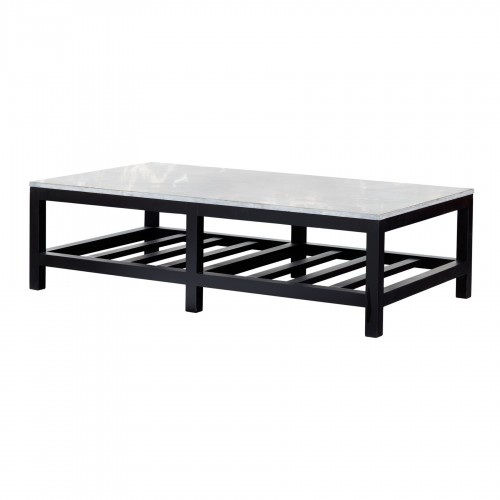 Black Deauville coffee table