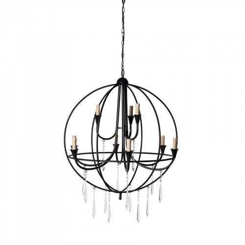 Lámpara de techo de bola