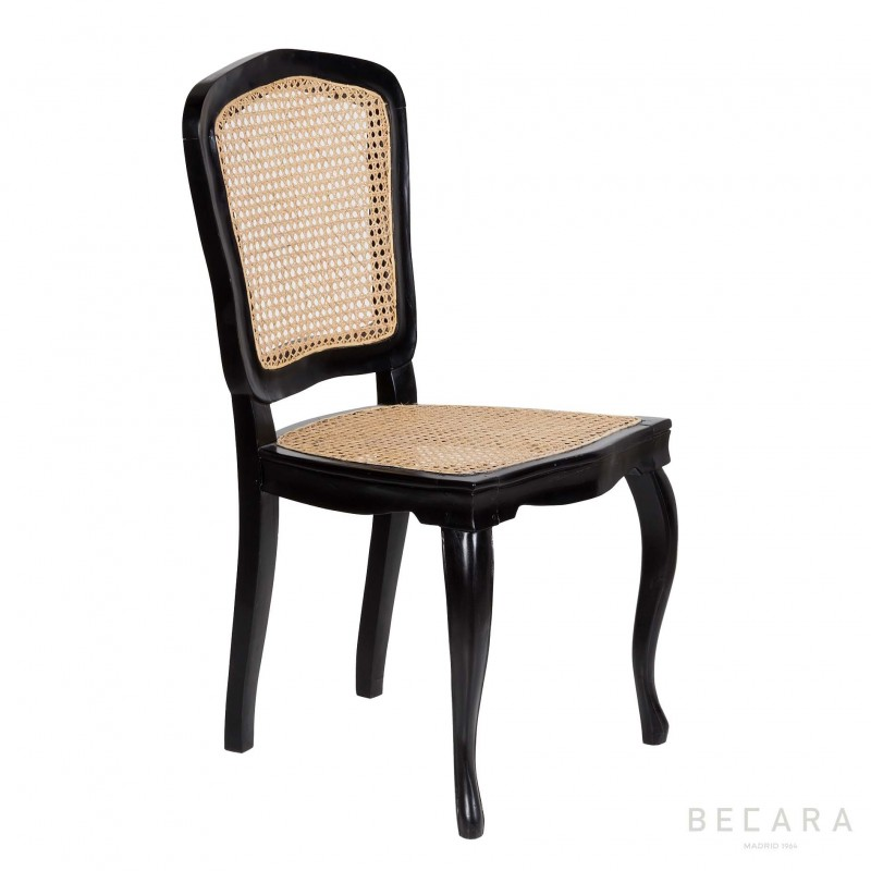 Black Queen Ana chair