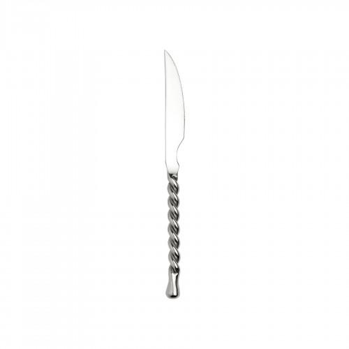 Cuchillo para steak con mango cordón