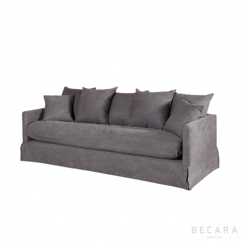 Grey Moldavia sofa