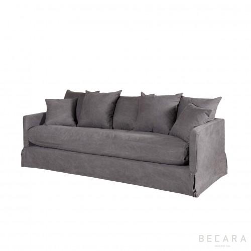 Sofá Moldavia gris
