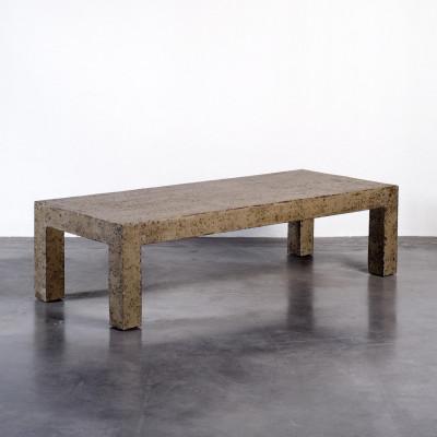 CAVIAR LENTIL TABLE 170X70
