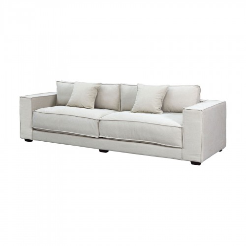 Stone coloured Alex sofa