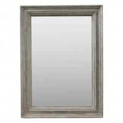 Espejos y cuadros de lujo de la mejor calidad becara for Espejo gris plata