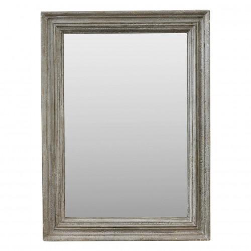 Espejo gris plata 95x130cm - BECARA