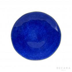 BLUE SEA DESSERT PLATE