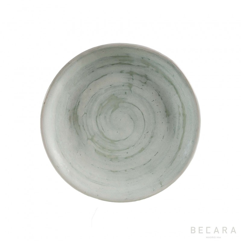 Plato llano Niza Nube Ø18cm - BECARA