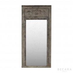 39x123cm Trumeau mirror