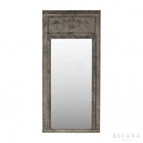 Espejo Trumeau  39x123cm
