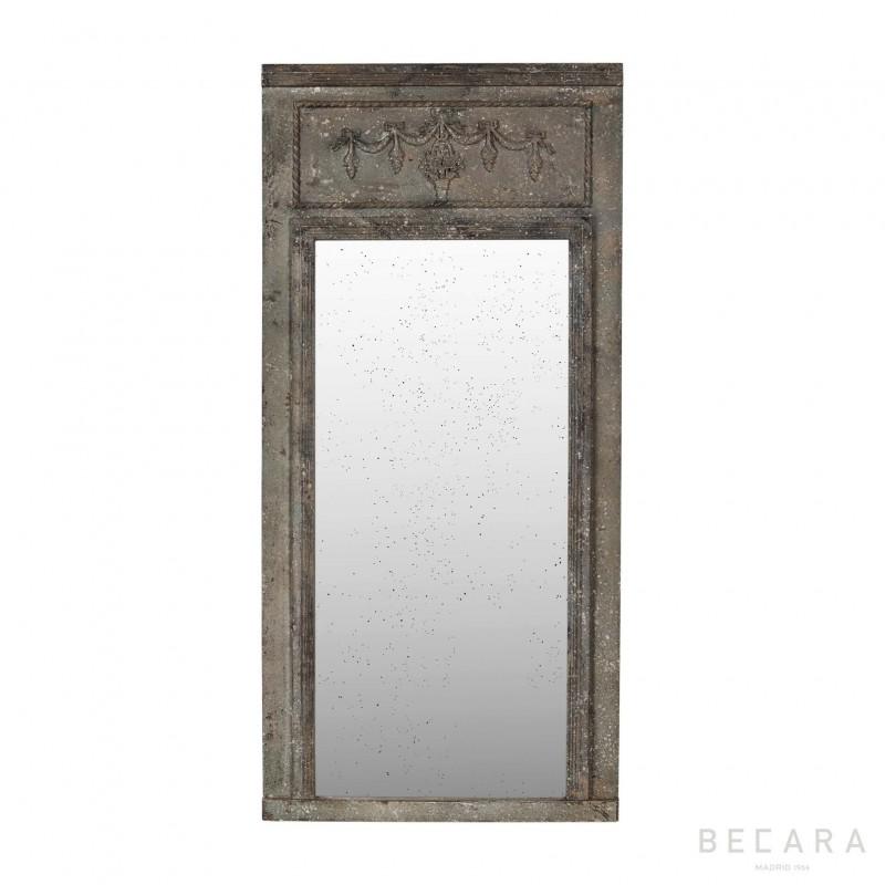 Espejo Trumeau 160 x75 cm - BECARA