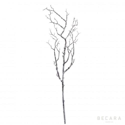 81cm snowy branch