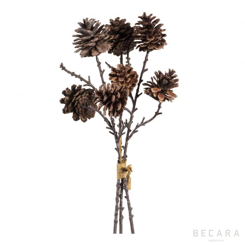 Ramillete piñas - BECARA