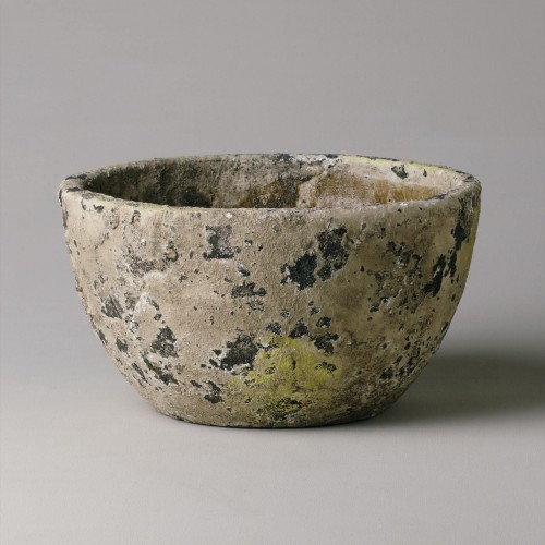 Bowl rugoso pequeño