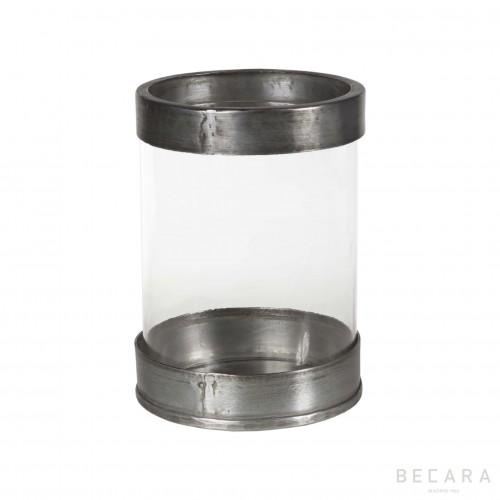 Small nickel and glass verina