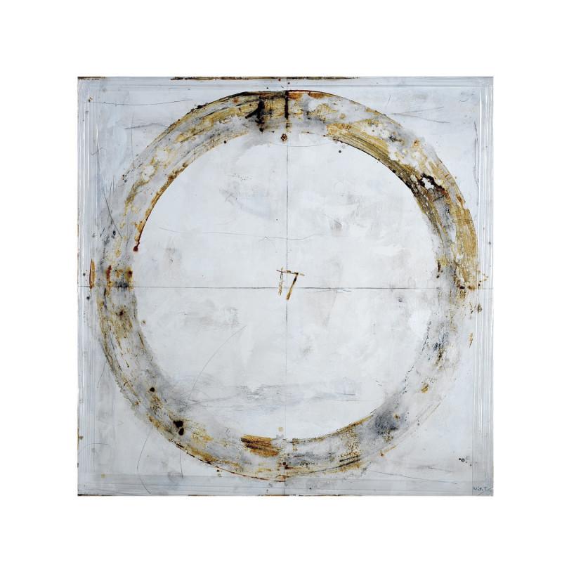 Óleo círculo blanco - BECARA