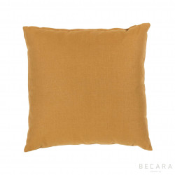 50x50cm camel cushion