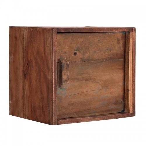 Caja de madera Zambia