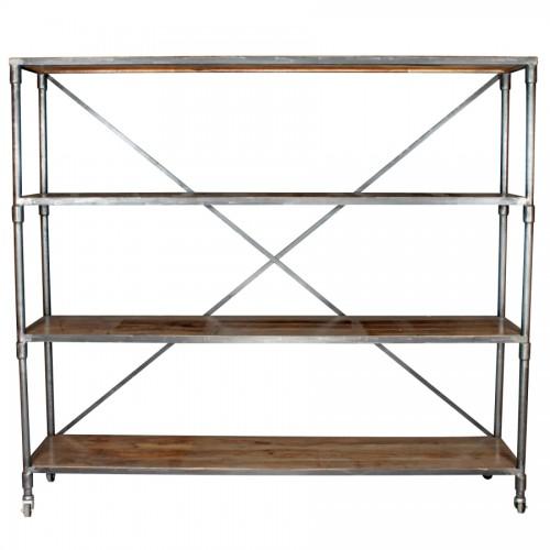 Preston shelves