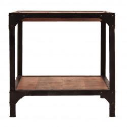 Duffel side table