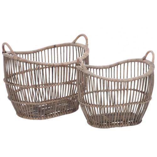 Set de 2 cestas Etwok - BECARA