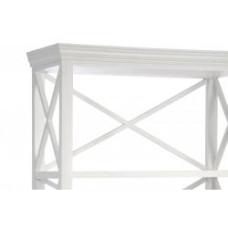 Avignon white shelves