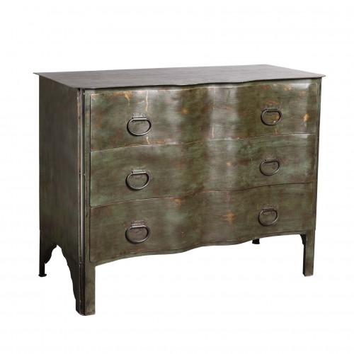 Green iron dresser