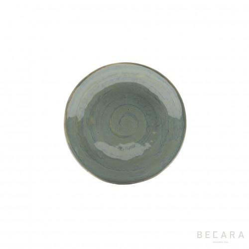 Plato llano Niza Bosque Ø18cm - BECARA