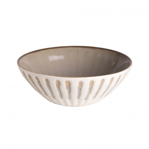 Assis beige bowl