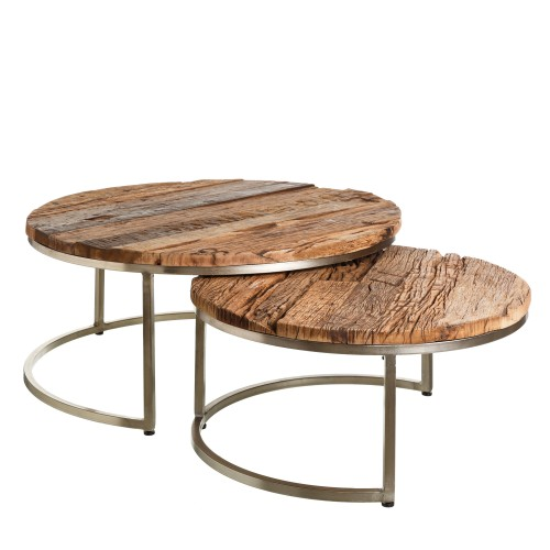 Oly set of 2 coffee tables